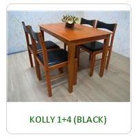 KOLLY 1+4 (BLACK)